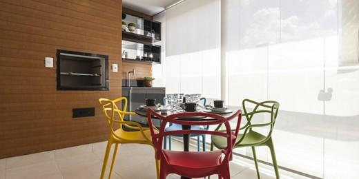 Varanda - Apartamento 2 quartos à venda Vila Mariana, São Paulo - R$ 1.300.000 - II-1579-5929 - 9