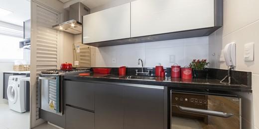 Cozinha - Apartamento 2 quartos à venda Vila Mariana, São Paulo - R$ 1.300.000 - II-1579-5929 - 11