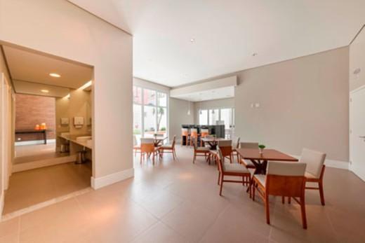 Salao de festas - Apartamento 2 quartos à venda Vila Mariana, São Paulo - R$ 1.300.000 - II-1579-5929 - 15