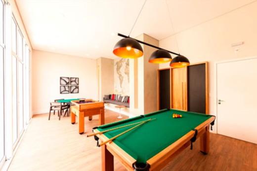 Sala de jogos - Apartamento 2 quartos à venda Vila Mariana, São Paulo - R$ 1.300.000 - II-1579-5929 - 16