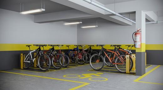 Bicicletario - Cobertura à venda Rua Morgado de Mateus,Vila Mariana, São Paulo - R$ 8.600.000 - II-1585-5972 - 13