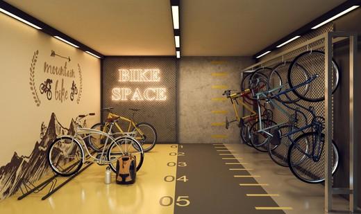 Bicicletario - Fachada - Olhar Augusta - 328 - 17