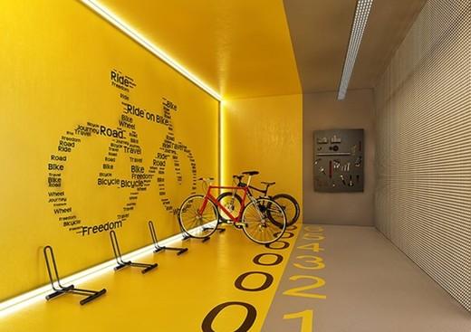 Bicicletario - Fachada - You Collection João Moura Residencial - 44 - 14