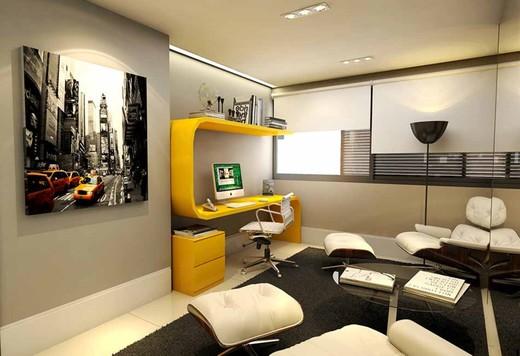 Office andar inteiro - Fachada - Guedala Next - 329 - 9
