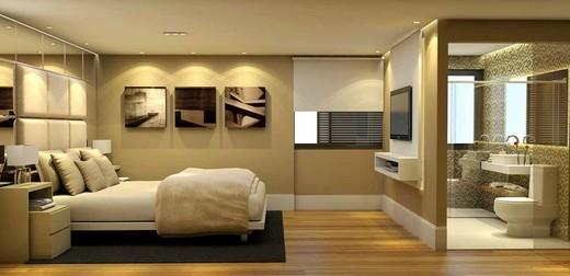 Suite master andar inteiro - Fachada - Guedala Next - 329 - 11