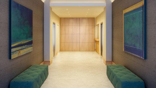 Hall - Fachada - Residence Jacques Pilon - 331 - 2