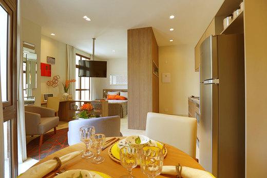 Studio - Fachada - Residence Jacques Pilon - 331 - 3