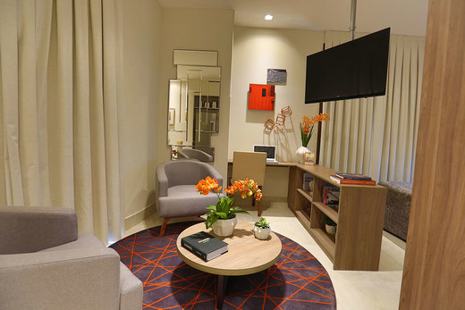Studio - Fachada - Residence Jacques Pilon - 331 - 10