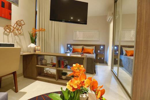 Studio - Fachada - Residence Jacques Pilon - 331 - 11