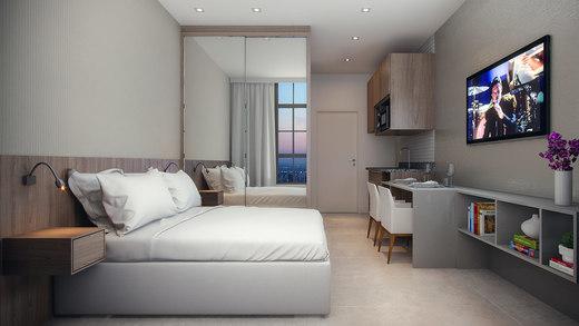 Studio - Fachada - Residence Jacques Pilon - 331 - 14