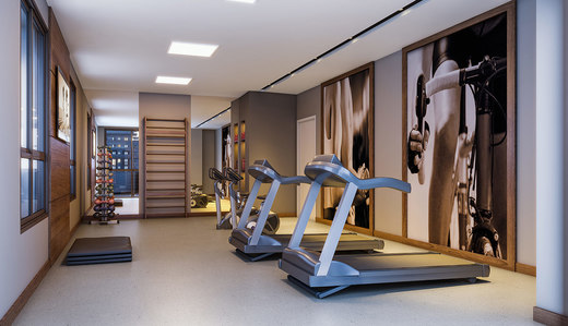 Fitness - Fachada - Residence Jacques Pilon - 331 - 18