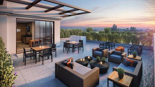 Terraco lounge - Fachada - Residence Jacques Pilon - 331 - 21