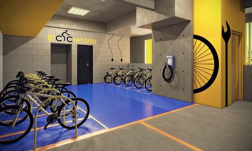 Bicicletario - Fachada - Bk30 Santana - 45 - 9