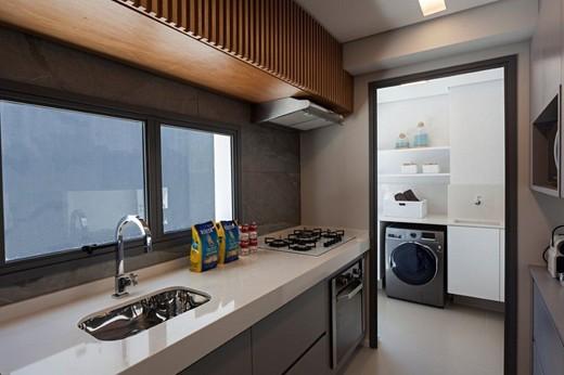 Cozinha - Fachada - Galeria Morais de Barros - 333 - 11