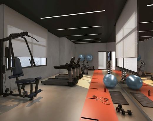 Fitness - Fachada - Galeria Morais de Barros - 333 - 18
