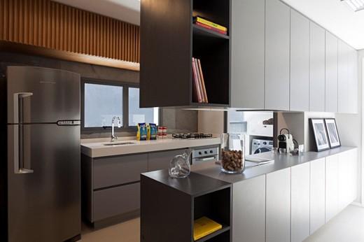 Cozinha - Fachada - Galeria Morais de Barros - 333 - 10