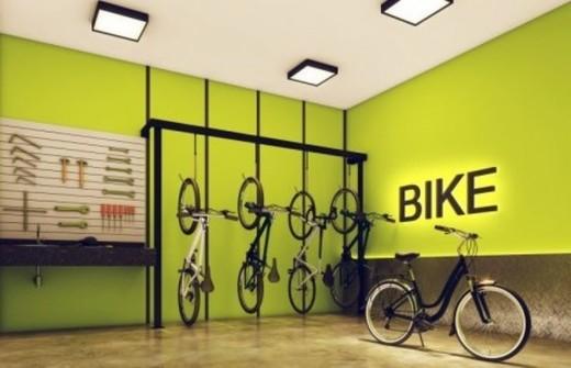 Bicicletario - Fachada - TRIX - 335 - 8