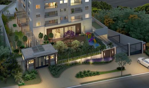 Entrada - Apartamento à venda Rua Doutor Oscar Monteiro de Barros,Morumbi, São Paulo - R$ 1.111.200 - II-1634-6165 - 3