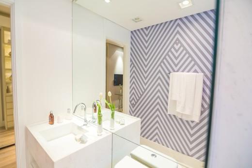 Banheiro - Apartamento à venda Rua Doutor Oscar Monteiro de Barros,Morumbi, São Paulo - R$ 1.111.200 - II-1634-6165 - 7