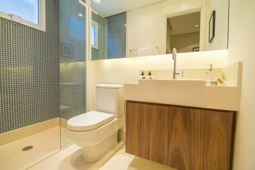 Banheiro - Apartamento à venda Rua Doutor Oscar Monteiro de Barros,Morumbi, São Paulo - R$ 1.111.200 - II-1634-6165 - 8