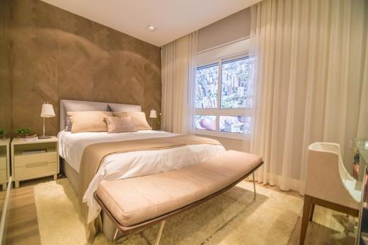 Suite - Apartamento à venda Rua Doutor Oscar Monteiro de Barros,Morumbi, São Paulo - R$ 1.111.200 - II-1634-6165 - 10