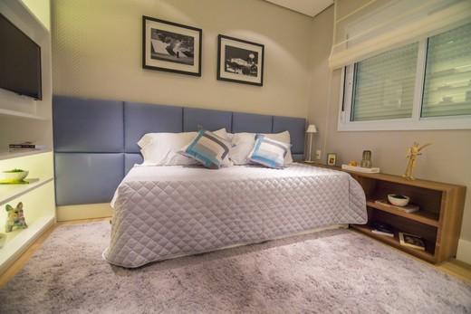 Quarto - Apartamento à venda Rua Doutor Oscar Monteiro de Barros,Morumbi, São Paulo - R$ 1.111.200 - II-1634-6165 - 11