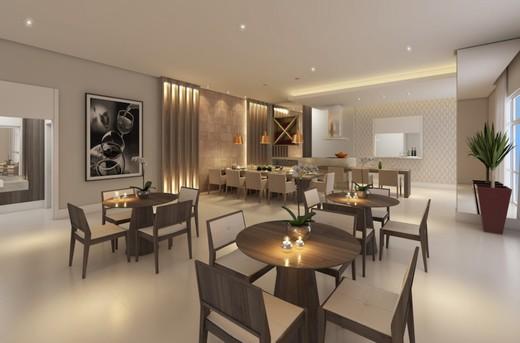 Salao de festas - Apartamento à venda Rua Doutor Oscar Monteiro de Barros,Morumbi, São Paulo - R$ 1.111.200 - II-1634-6165 - 12
