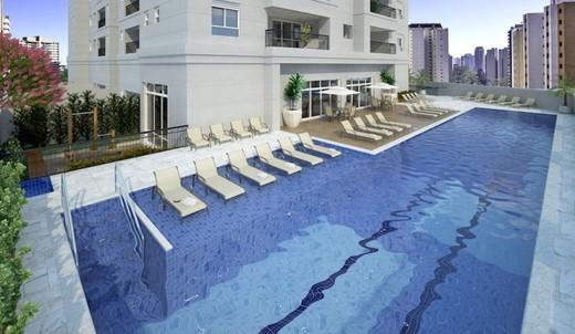 Piscina - Apartamento à venda Rua Doutor Oscar Monteiro de Barros,Morumbi, São Paulo - R$ 1.111.200 - II-1634-6165 - 14