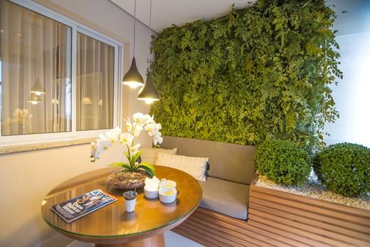 Varanda - Apartamento à venda Rua Doutor Oscar Monteiro de Barros,Morumbi, São Paulo - R$ 1.111.200 - II-1634-6165 - 6