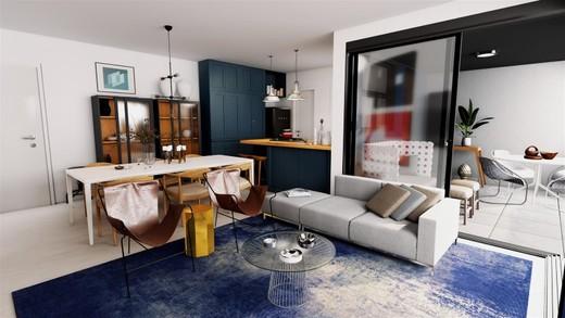 Decorado 101m living - Fachada - SPOT 393 Residencial - 49 - 5