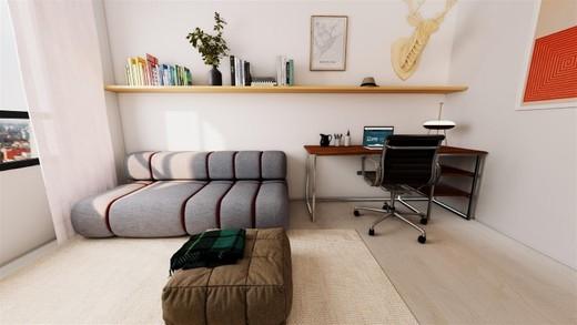 Decorado 101m quarto - Fachada - SPOT 393 Residencial - 49 - 10