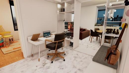 Decorado 152m office - Fachada - SPOT 393 Residencial - 49 - 12