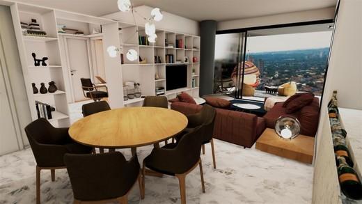Decorado 152m living - Fachada - SPOT 393 Residencial - 49 - 13