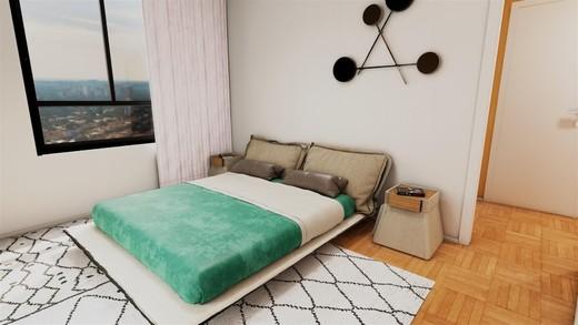 Decorado 152m quarto - Fachada - SPOT 393 Residencial - 49 - 16