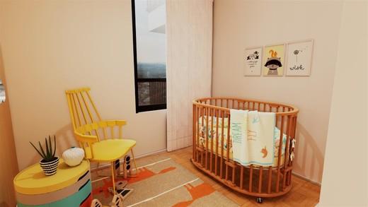 Decorado 152m quarto - Fachada - SPOT 393 Residencial - 49 - 18