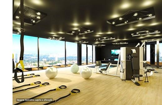 Fitness - Fachada - SPOT 393 Residencial - 49 - 21
