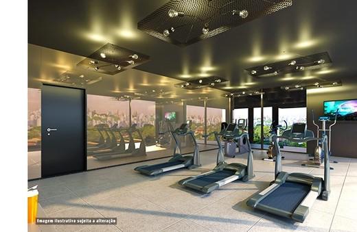 Fitness - Fachada - SPOT 393 Residencial - 49 - 22