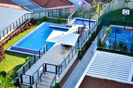 Vista area piscinas e quadra - Fachada - Douro Vila Monumento - 340 - 26