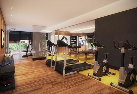 Fitness - Cobertura à venda Rua Coelho de Carvalho,Alto de Pinheiros, Zona Oeste,São Paulo - R$ 2.569.723 - II-1687-6255 - 10