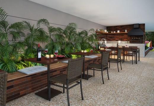 Churrasqueira - Cobertura à venda Rua Coelho de Carvalho,Alto de Pinheiros, Zona Oeste,São Paulo - R$ 2.569.723 - II-1687-6255 - 14
