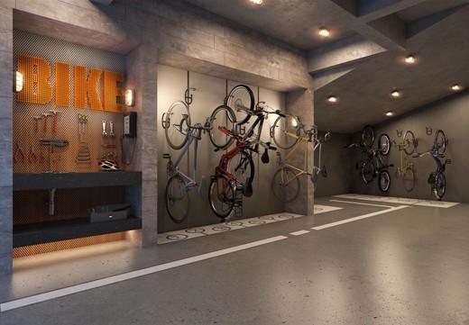 Bicicletario - Fachada - BKO Wave Perdizes - 51 - 13