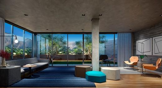 Lounge - Fachada - ADmaisD Jardim Paulista - 342 - 10