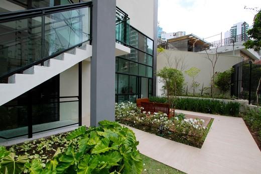 Entrada - Fachada - Blend Vila Mariana - 343 - 4