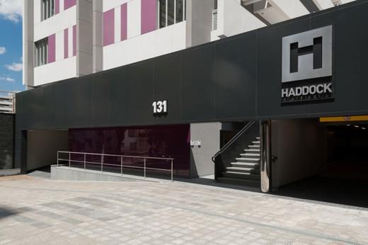 Entrada - Fachada - Haddock Offices - 344 - 4