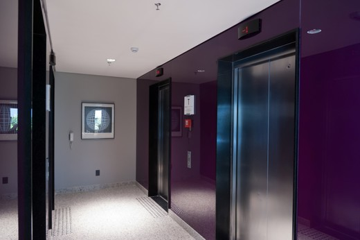 Hall de elevadores - Fachada - Haddock Offices - 344 - 8