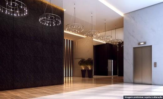 Hall - Apartamento à venda Avenida Engenheiro Luís Gomes Cardim Sangirardi,Vila Mariana, São Paulo - R$ 5.185.590 - II-1732-6375 - 6