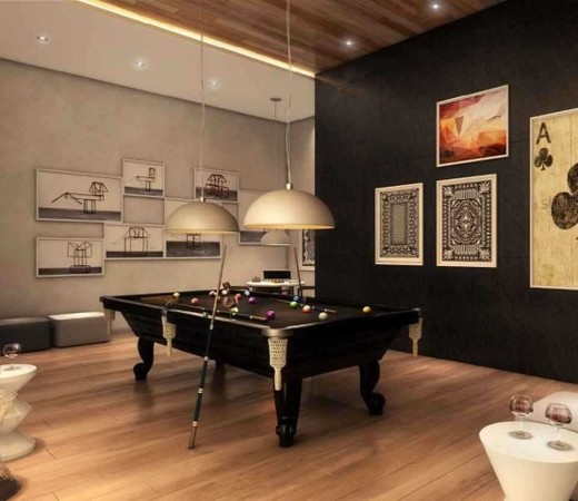 Salao de jogos - Apartamento à venda Avenida Engenheiro Luís Gomes Cardim Sangirardi,Vila Mariana, São Paulo - R$ 5.185.590 - II-1732-6375 - 11