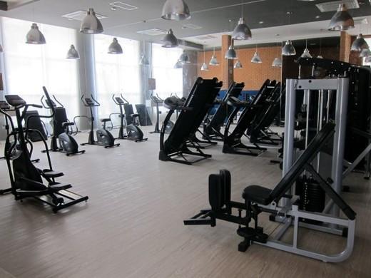 Fitness - Apartamento à venda Avenida Engenheiro Luís Gomes Cardim Sangirardi,Vila Mariana, São Paulo - R$ 5.185.590 - II-1732-6375 - 13