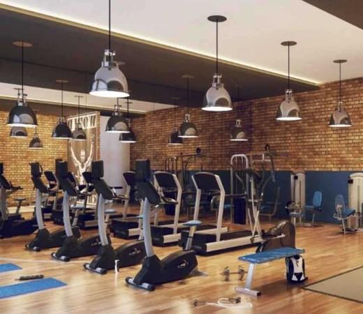 Fitness - Apartamento à venda Avenida Engenheiro Luís Gomes Cardim Sangirardi,Vila Mariana, São Paulo - R$ 5.185.590 - II-1732-6375 - 14