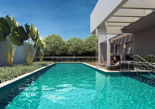 Piscina - Apartamento à venda Avenida Engenheiro Luís Gomes Cardim Sangirardi,Vila Mariana, São Paulo - R$ 5.185.590 - II-1732-6375 - 18